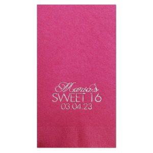 Magnolia Guest Towel