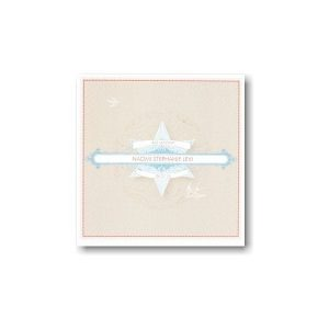 Starlight Photo Bat Mitzvah Invitation Sample