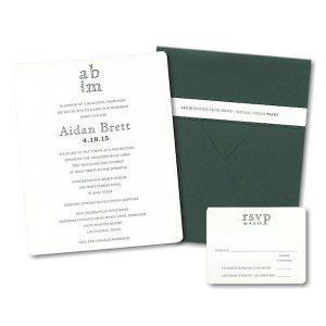 Grand Tradition Bar Mitzvah Invitation