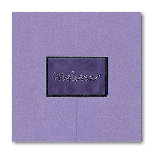 Mesmerize Pocket Bat Mitzvah Invitation