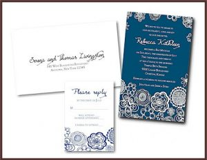 Create Your Own Bat Mitzvah Invitation Suite 70A