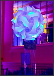 Glowing Centerpiece