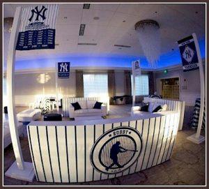 Sporty Bar Mitzvah Celebration