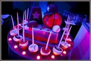 Sweets for Your Sporty Celebration