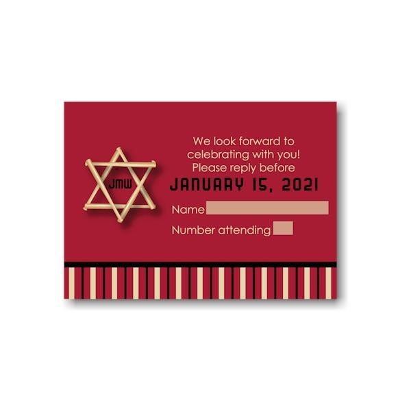 All Star ARI Response Card