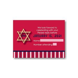 All Star ATL Response Card