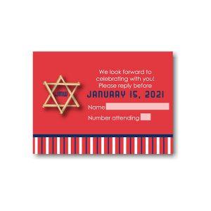 All Star BOS Response Card