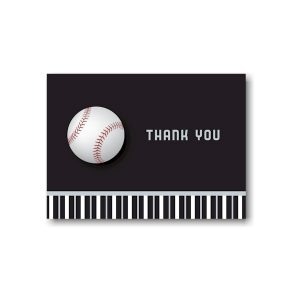 All Star CWS Thank You Note