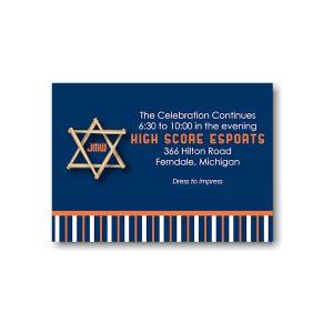 All Star DET Reception Card
