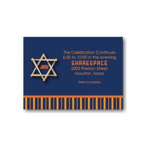 All Star HOU Reception Card