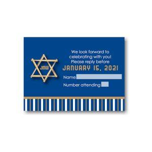 All Star KAN Response Card