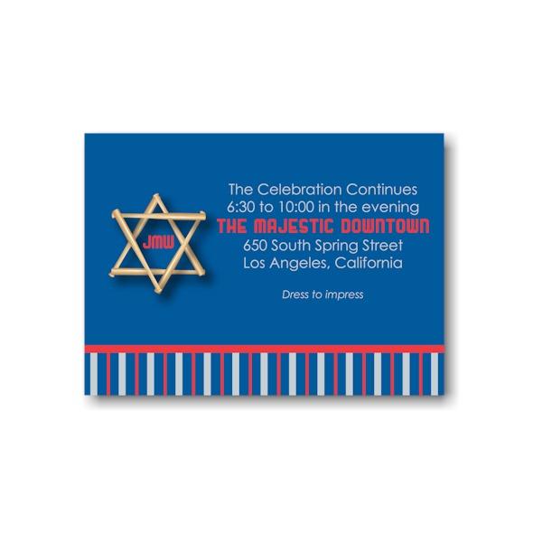 All Star LAD Reception Card