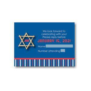 All Star LAD Response Card
