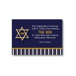 All Star MIL Reception Card