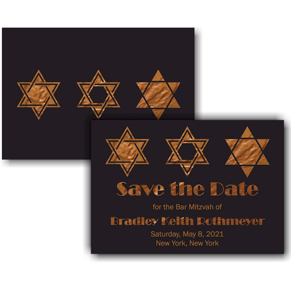 Bradley Keith Save the Date Card