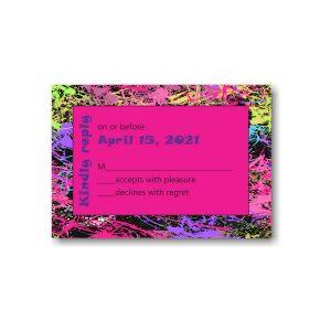 Caroline Rose Response Card