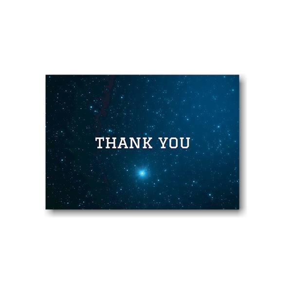 Galaxy Thank You Note