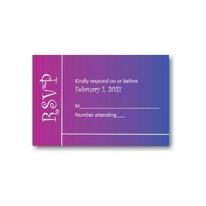 Hannah Rose Response Card
