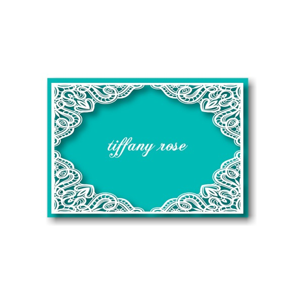 Tiffany Rose Informal Note