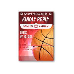 Hoop it Up Response Card