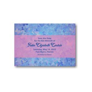 Talia Elizabeth Save the Date Card