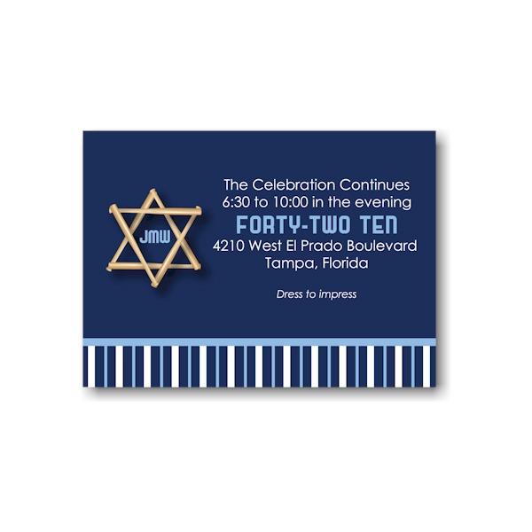 All Star TB Reception Card