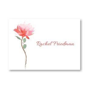 Delicate Blossom Informal Note