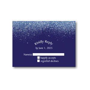 Falling Stardust Response Card