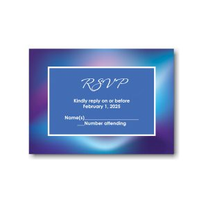 Mystical Mitzvah Response Card