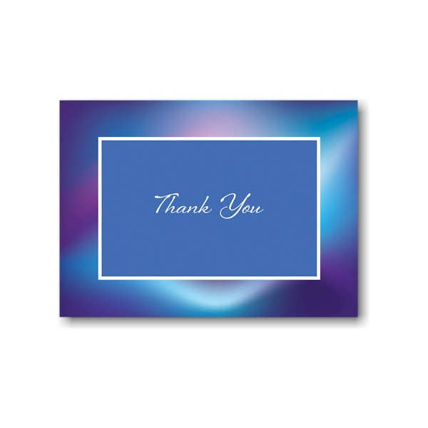 Mystical Mitzvah Thank You Note.